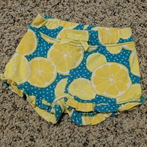Gymboree Lemon Shorts